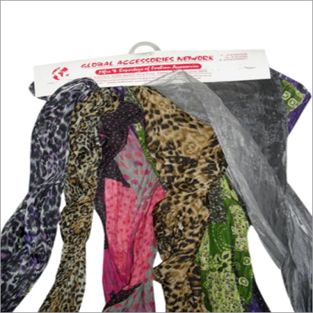 Printed Polyester Stoles
