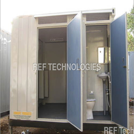 Pre Fabricated Toilets