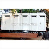 Mobile Movable Toilets