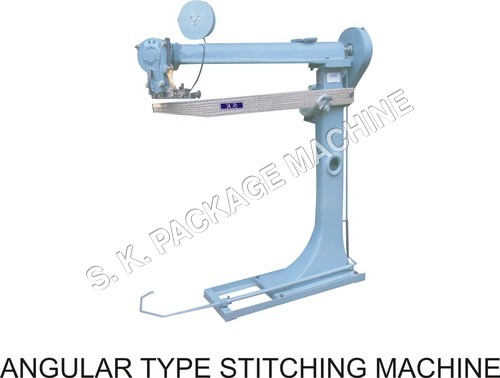 Angular type Box Stitching Machine