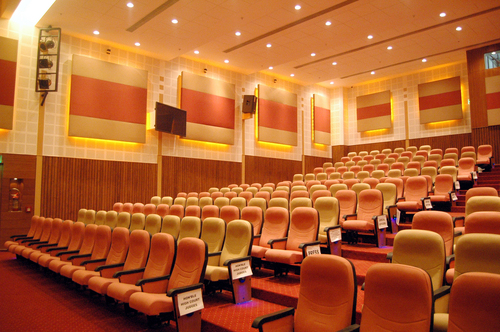 Auditorium Hall Seats