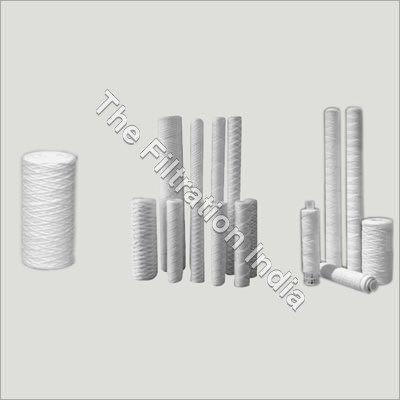 Yarn Wound Filter Cartridges