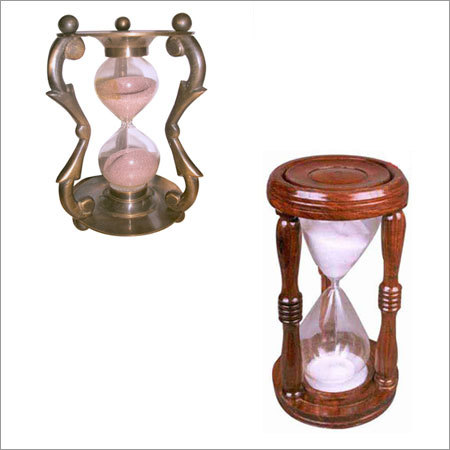 Sand Timer & Weighing Scales