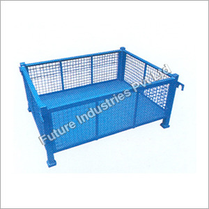 Wire Net Box Metal Pallet