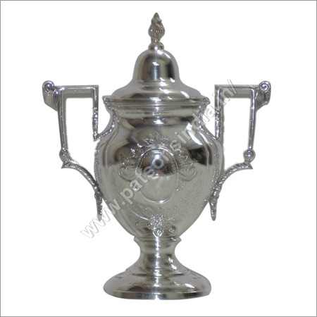 Silver Plated Trophy