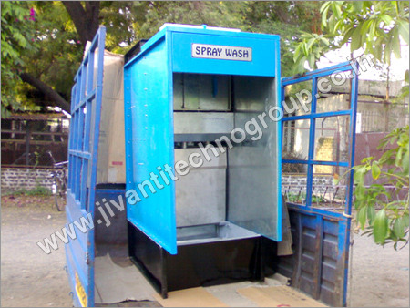 Mini Liquid spray Booths
