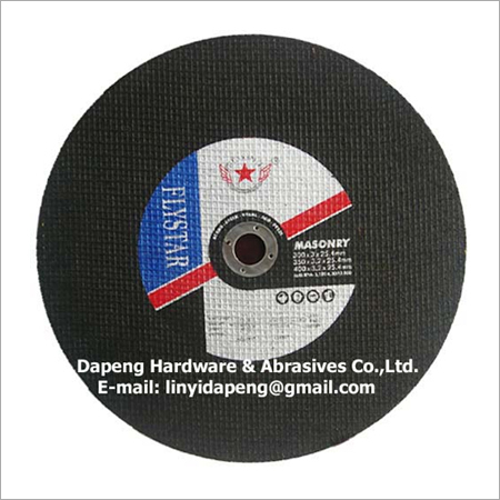Iron Cutting Wheel