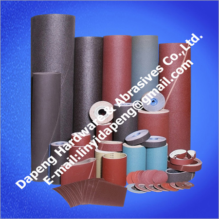 Automotive Abrasive Belts