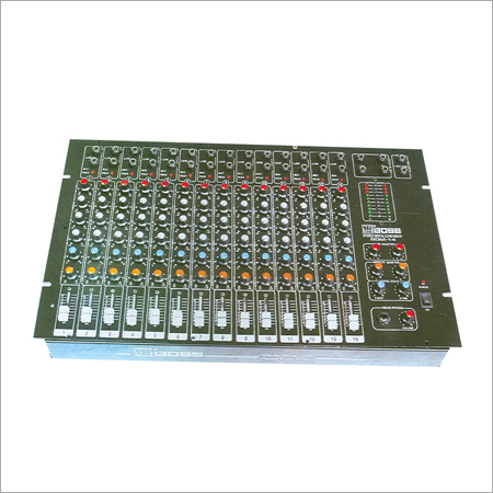 Mixer PA Amplifier