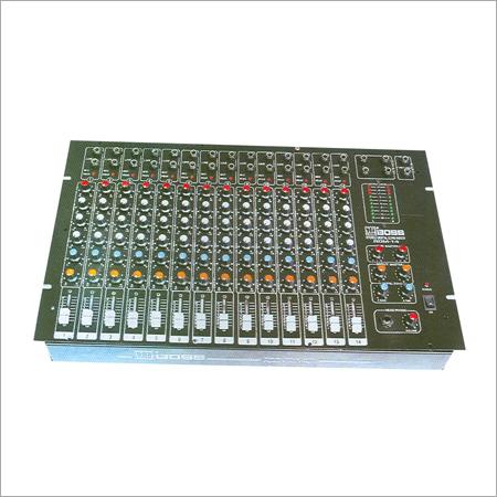 Mixer Amplifier