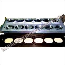 Industrial Banded Soap Moulds