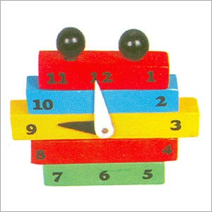 Clock Construction Game