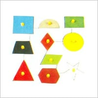 Shapes Insert Puzzle
