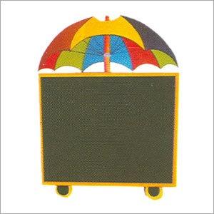 Umbrella Black Board