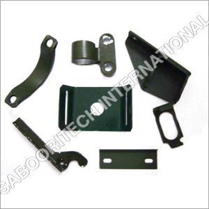 Sheet Metal Punched Components