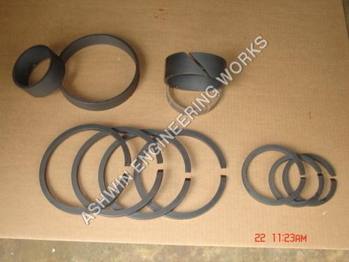 PTFE Compressor Components
