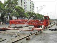 Road Construction Paver Machine