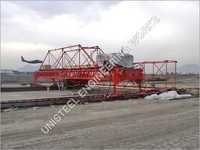 Airport Apron Concrete Paver Machine