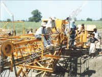 Full Section Canal Concrete Paver