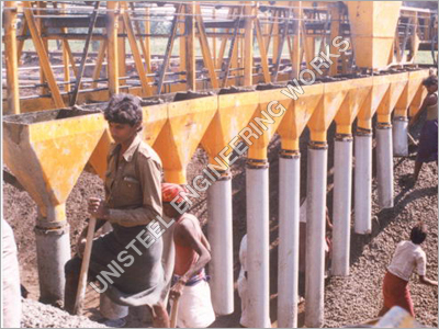 Full Section Concrete Conveyor