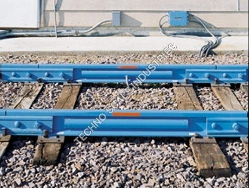 Rail Way Weighbridge
