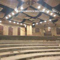 Acoustic False Ceiling Tiles