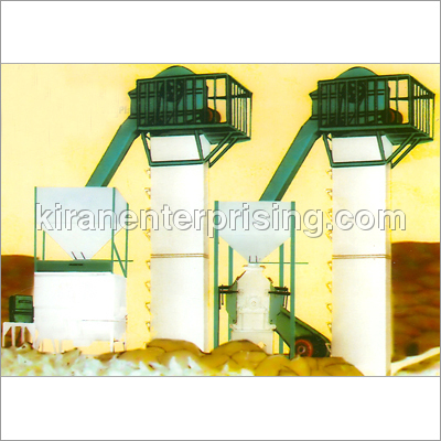 Complete Feed Mesh Plant