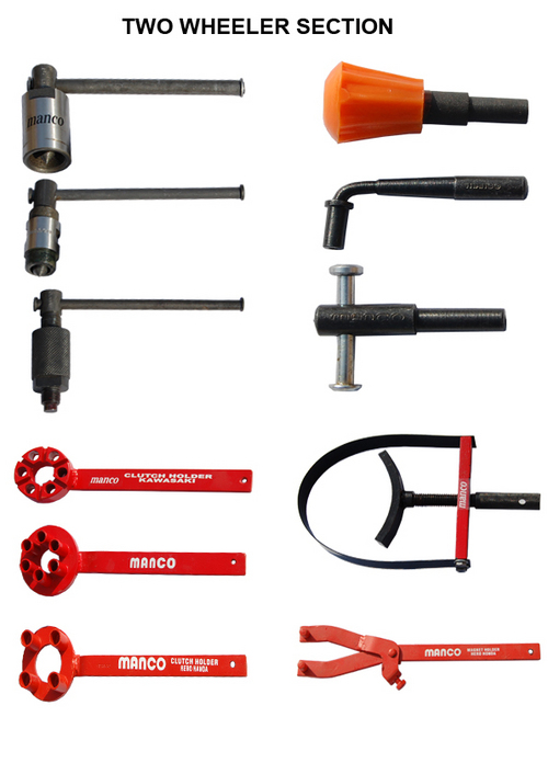 Two Wheeler Tools