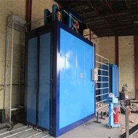 Manual Powder Coating Plant