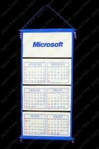 Eco Friendly Calendar 2012