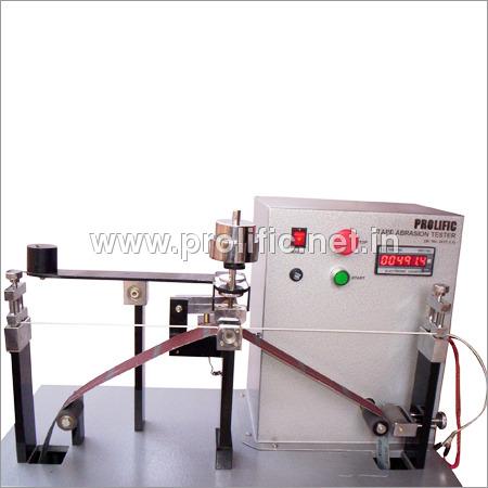 Abrasion Testing Equipment