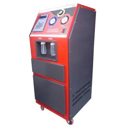 Ac Gas Charging Machine
