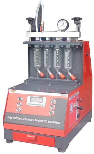 Injector Cleaner & Tester