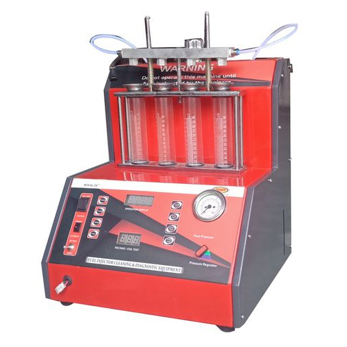 Royal ZX Injector Cleaing Machine