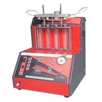 Injector Cleaning and Testing Machine Royal-ZX - Injector Cleaning