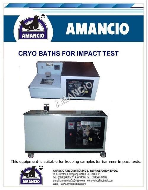 Impact Testing Chiller