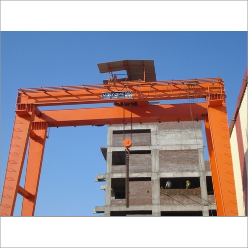 Goliath Gantry Cranes