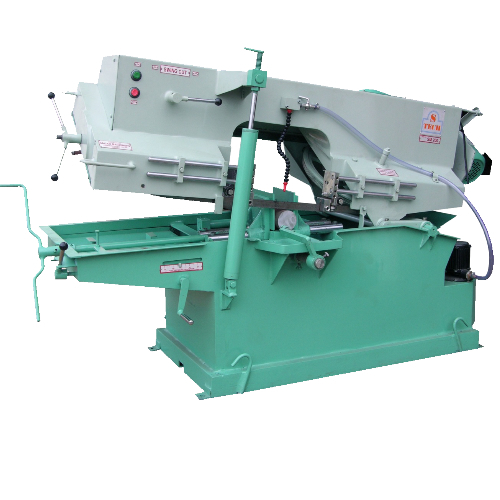 Horizontal Metal Cutting Bandsaw Machine (SM 400)