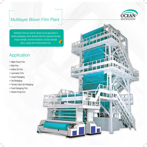 Co-Extrusion Film Plant