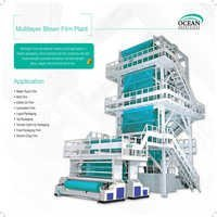 Multi Layer Film Making Machine
