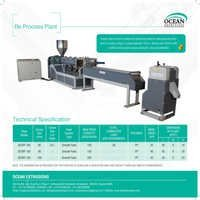 PET Recycling Equipments