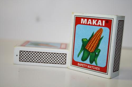 MAKAI match boxes
