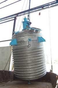 Chemical Reactor Tanks