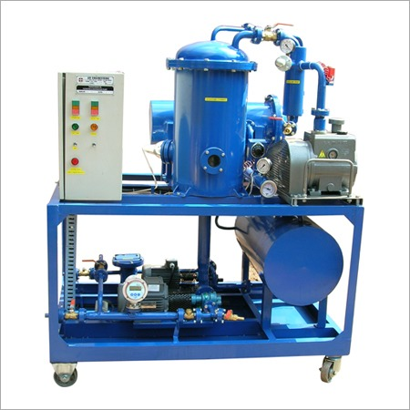 Oil Dehydration Plant