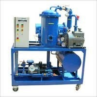 Transformer Oil Dehydration Plant