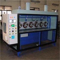 Trickle Batch Varnish Machine