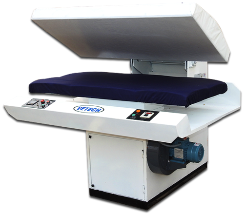 Industrial Hot Head Bed/Flat Bed Press