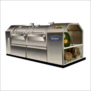 Industrial Washing, Dyeing & Processing Machines