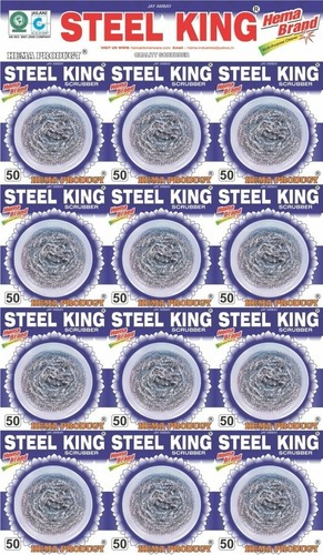 Steel King Scrubbers