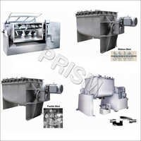 Ribbon Mass Mixer